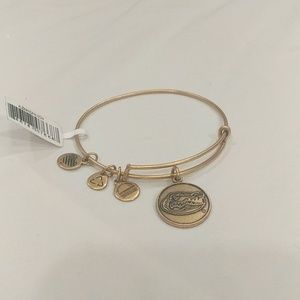 Alex And Ani Florida Gators Bracelet - NWT!